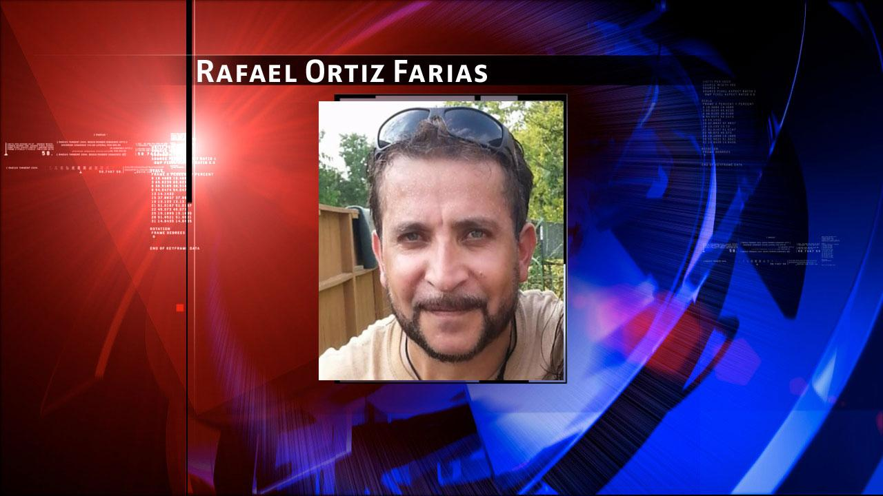 Murder victim Rafael Ortiz Farias, 43