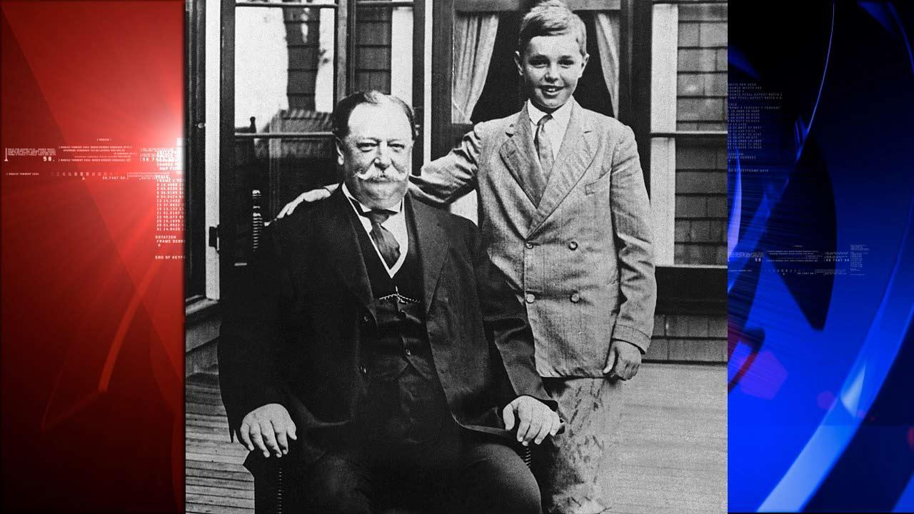 President William H Taft