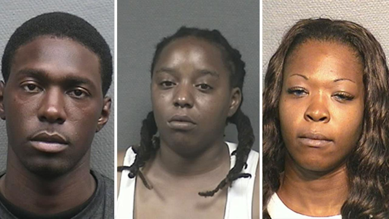 2009 deadly robbery charges