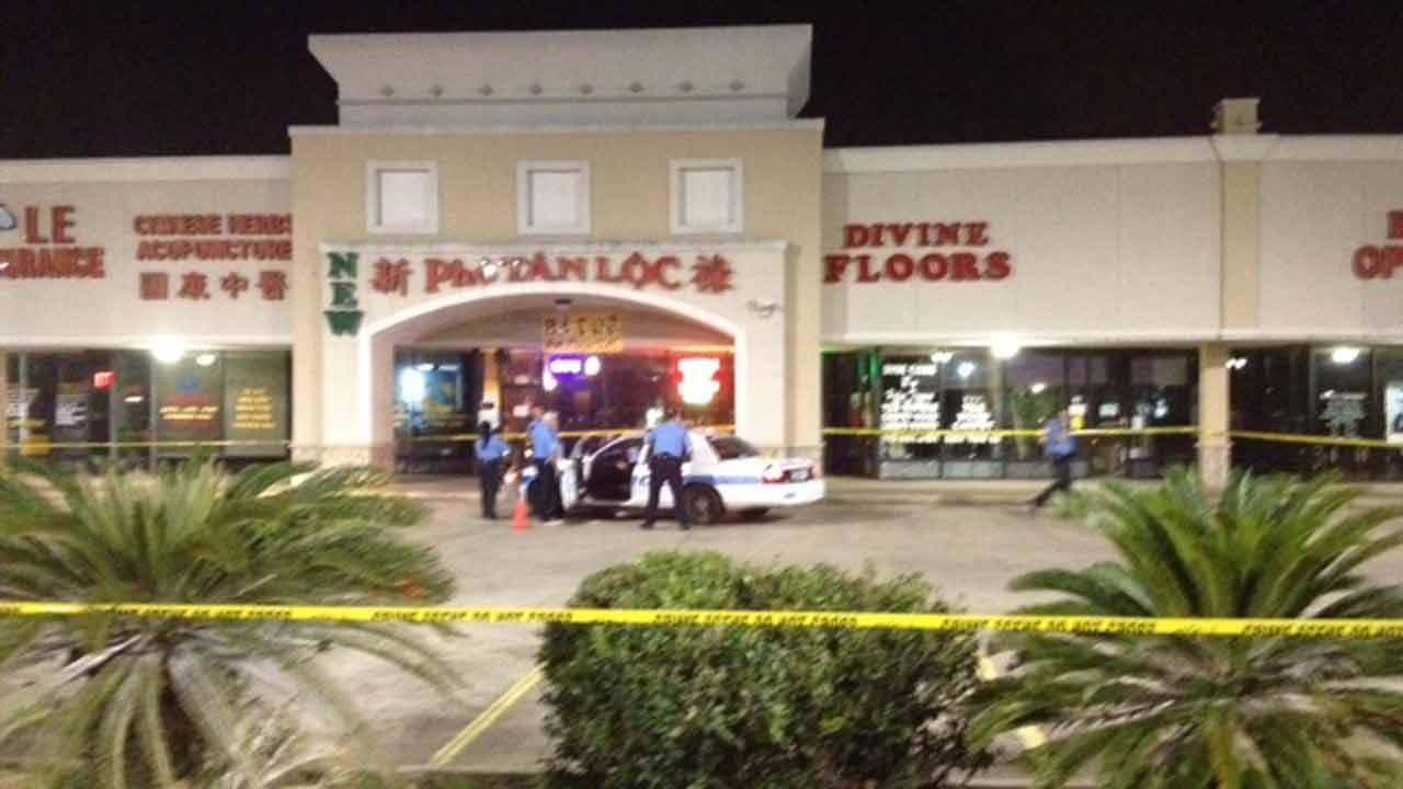 Fatal shooting outside club