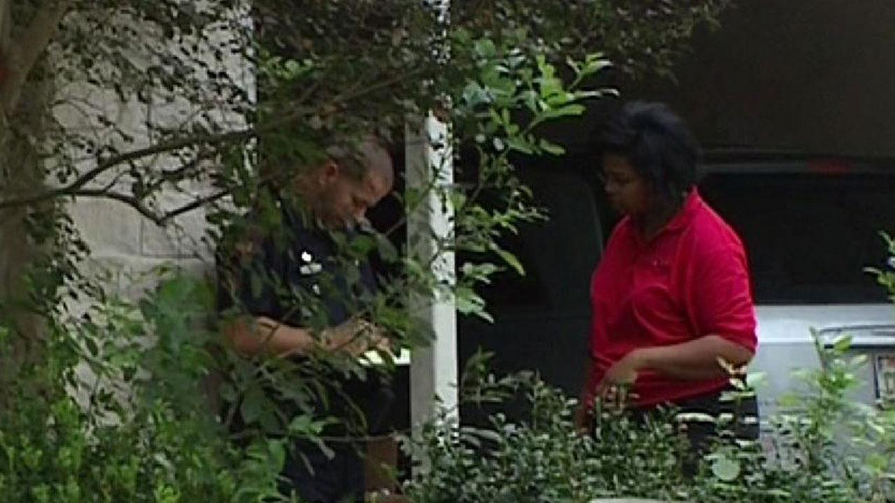 North Harris County home invasion