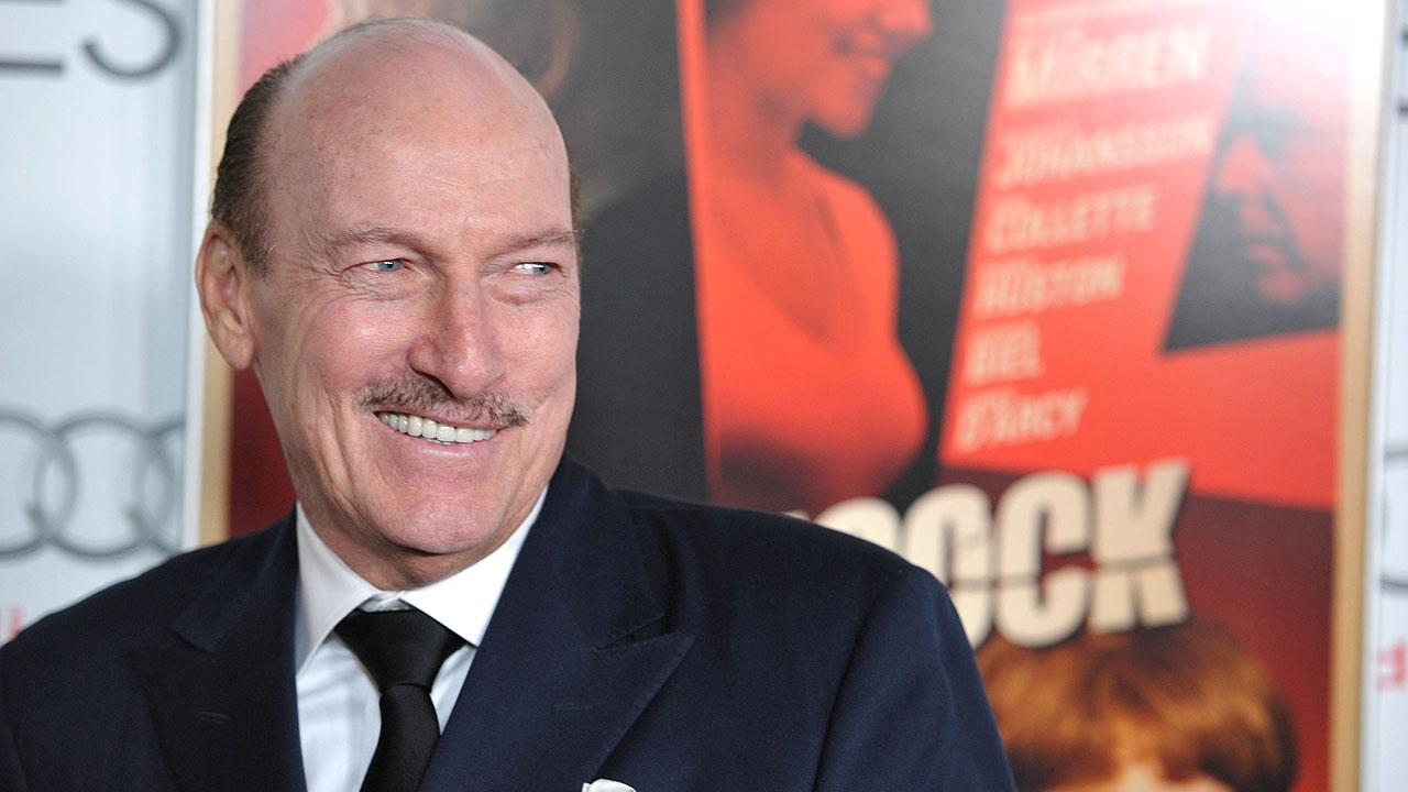 Ed Lauter attends the Hitchcock gala screening as part of AFI Fest in Los Angeles