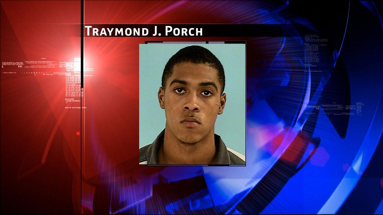 Traymond Jaqualiyn Porch, 17, is charged with burglary of a habitation in Montgomery County
