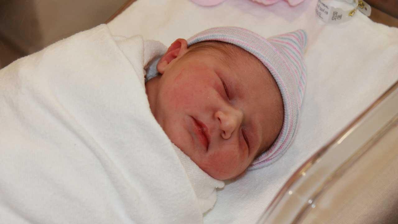 Elissa Rivas new baby, Sophia