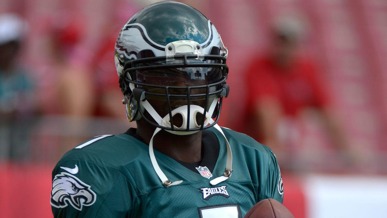Michael Vick sits atop the most disliked list in the NFL (AP)