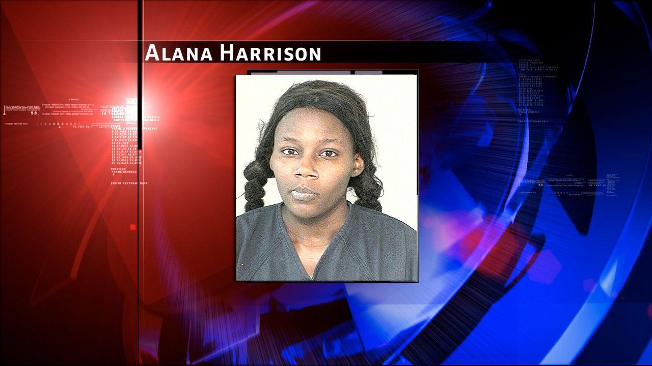 Alana Harrison, 24, of Houston