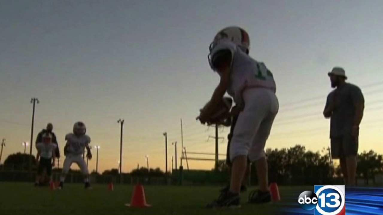 Starting this season in a Texas youth football league, trophies will be handed out only to winners.