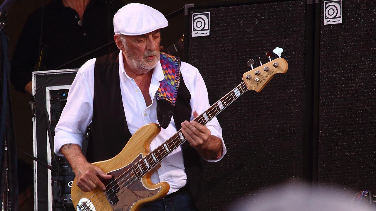 Fleetwood Macs John McVie