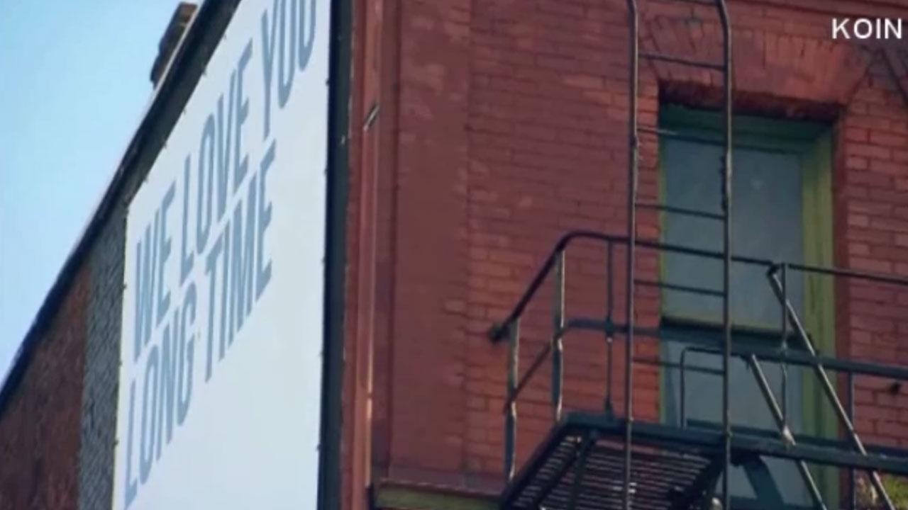 Oregon radio station pulls billboard some say is offensive