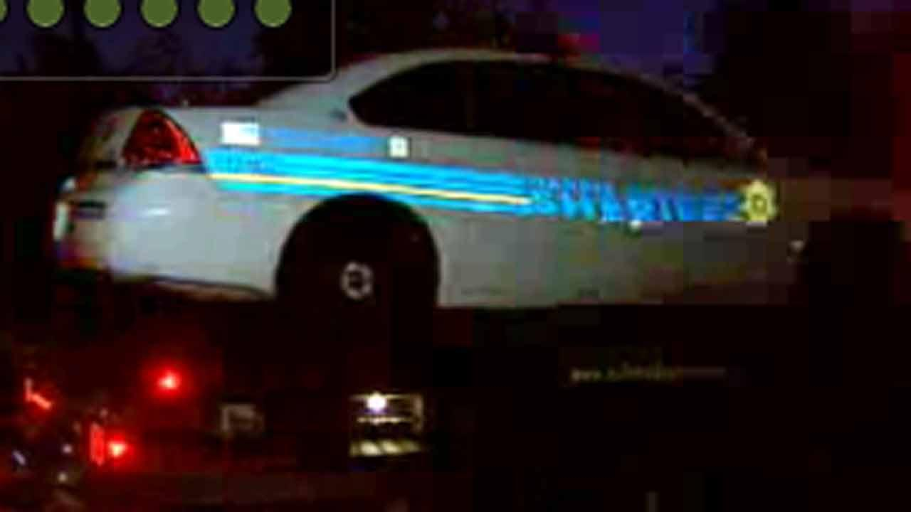 Deputies crash into each other while en route to call in NE Harris County