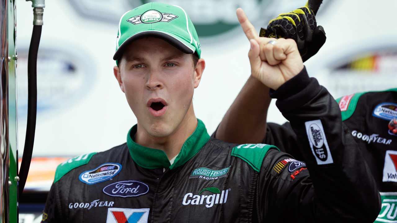 NASCAR Trevor Bayne has multiple sclerosis