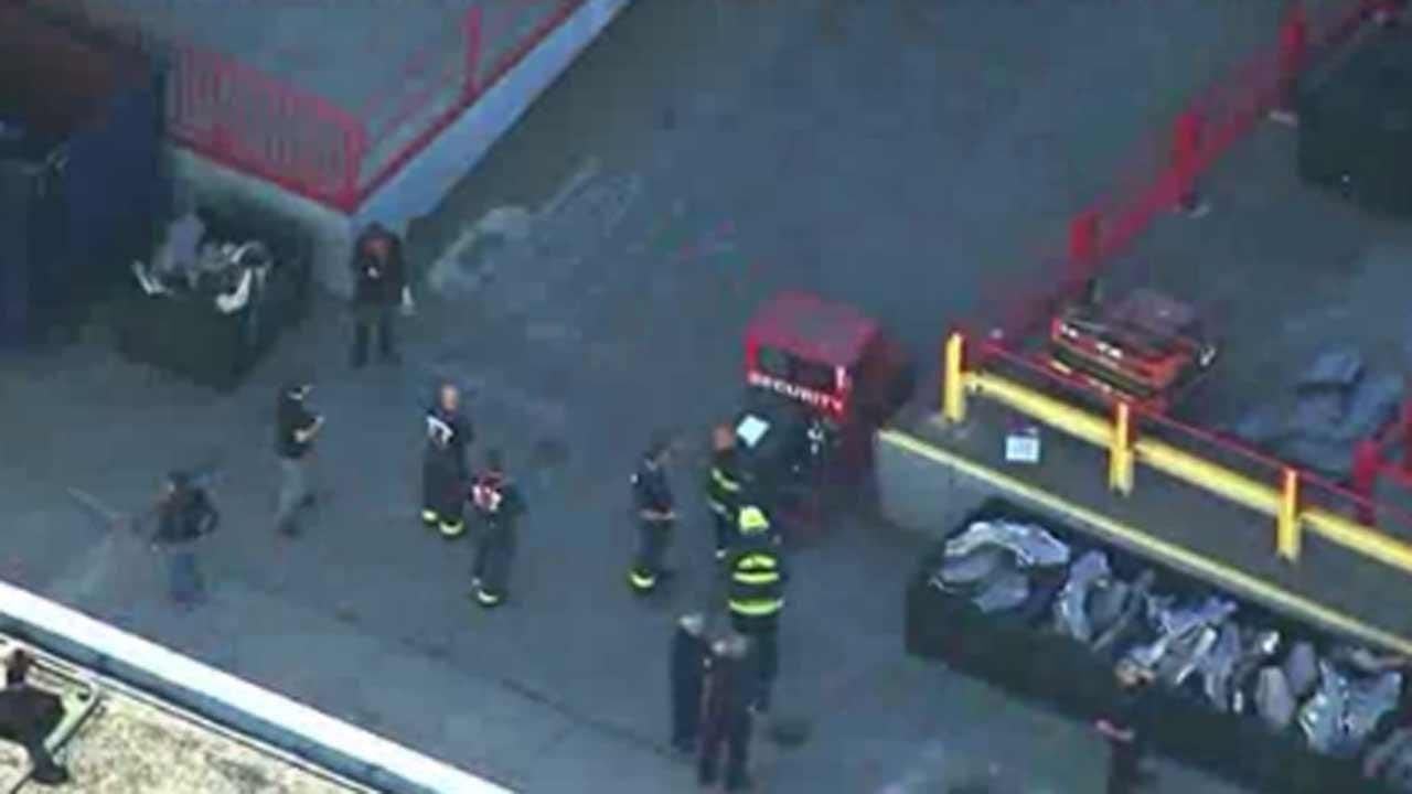 3 injured at Tesla factory in California