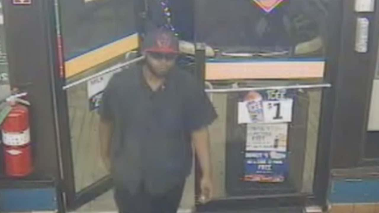 Armed suspect robs southwest Harris County gas station