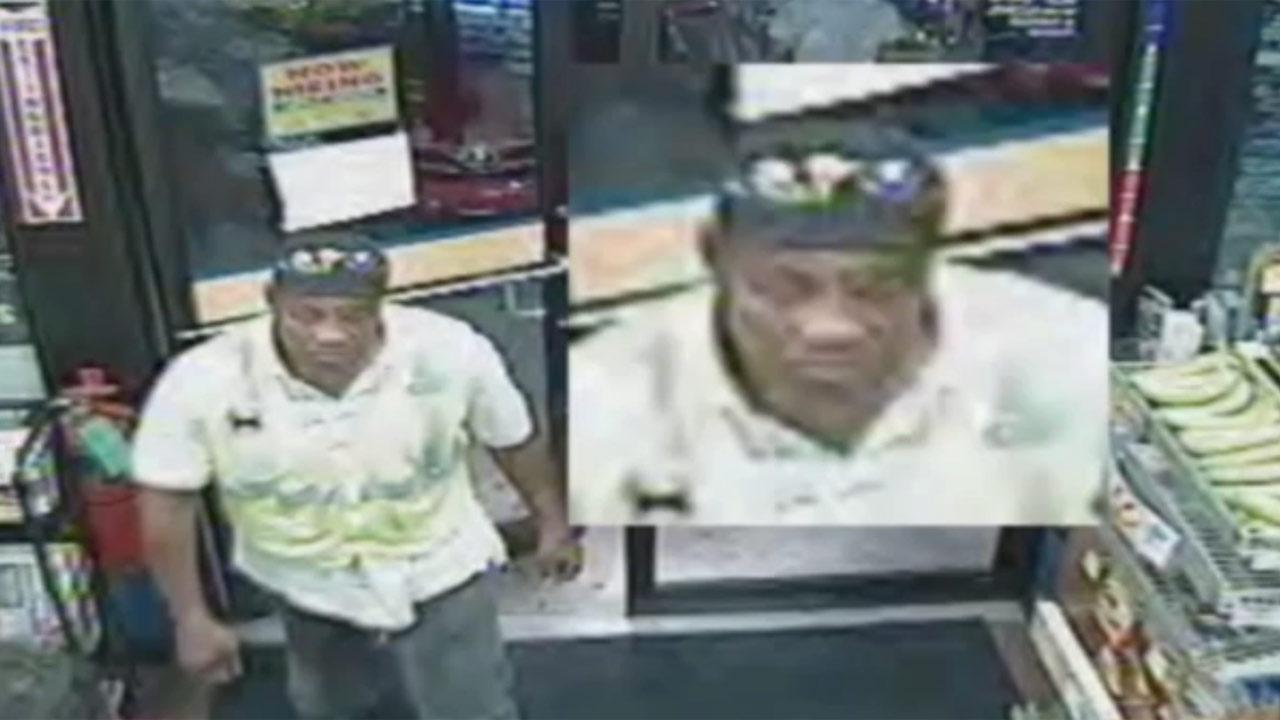 Armed robber pretended to buy beer before gas station holdup