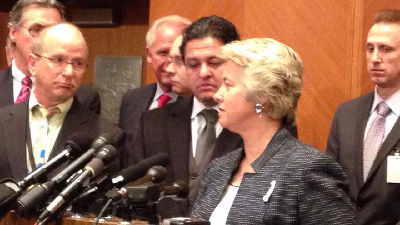 Houston Mayor Annise Parker