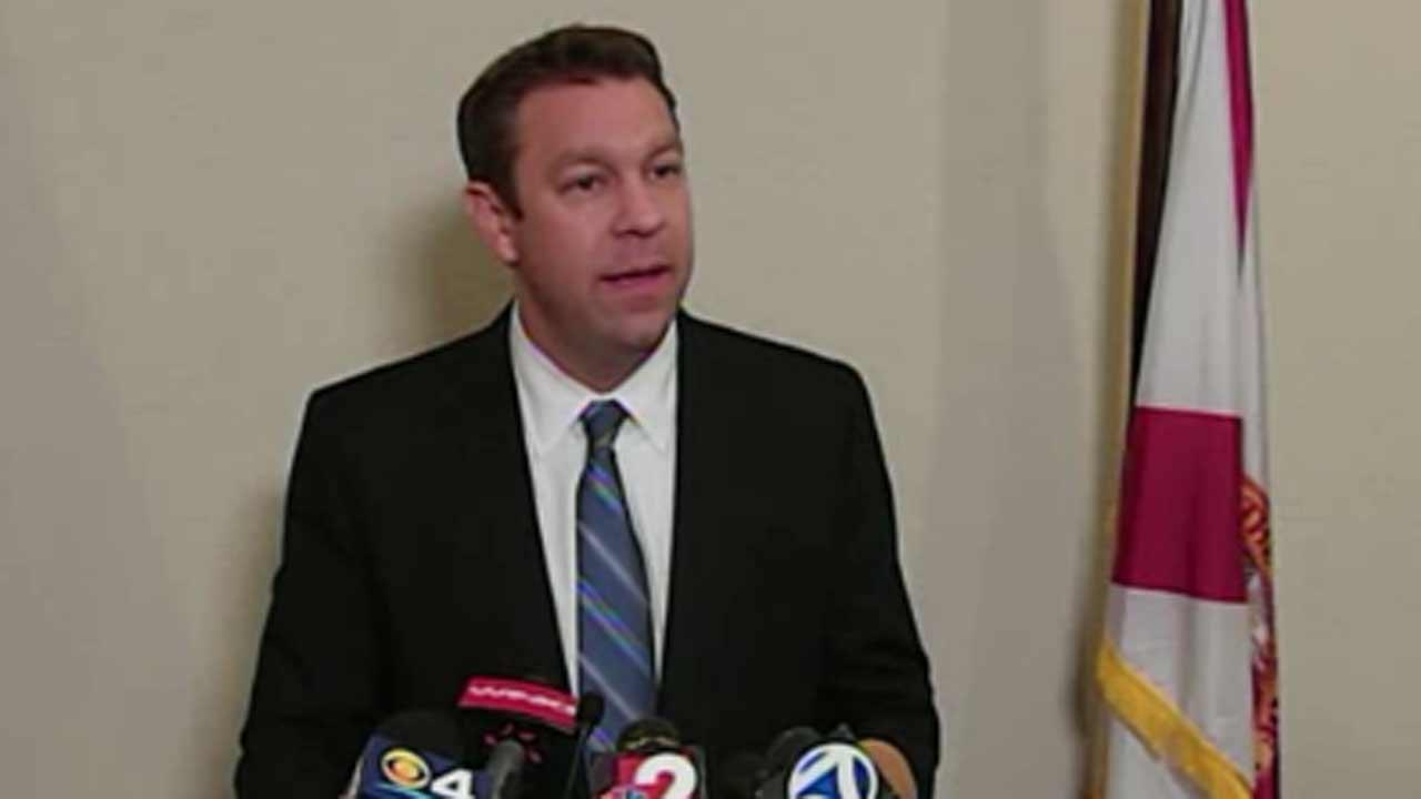 Florida's Rep Trey Radel pleads guilty to cocaine charge, takes leave