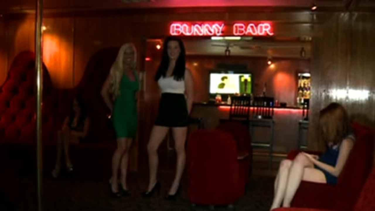 The legal prostitutes at the Bunny Ranch brothel in Nevada say they love Obamacare.