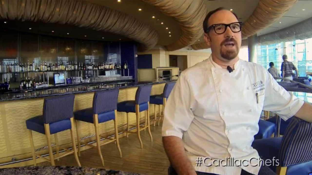 Cadillac Culinary Masters: December