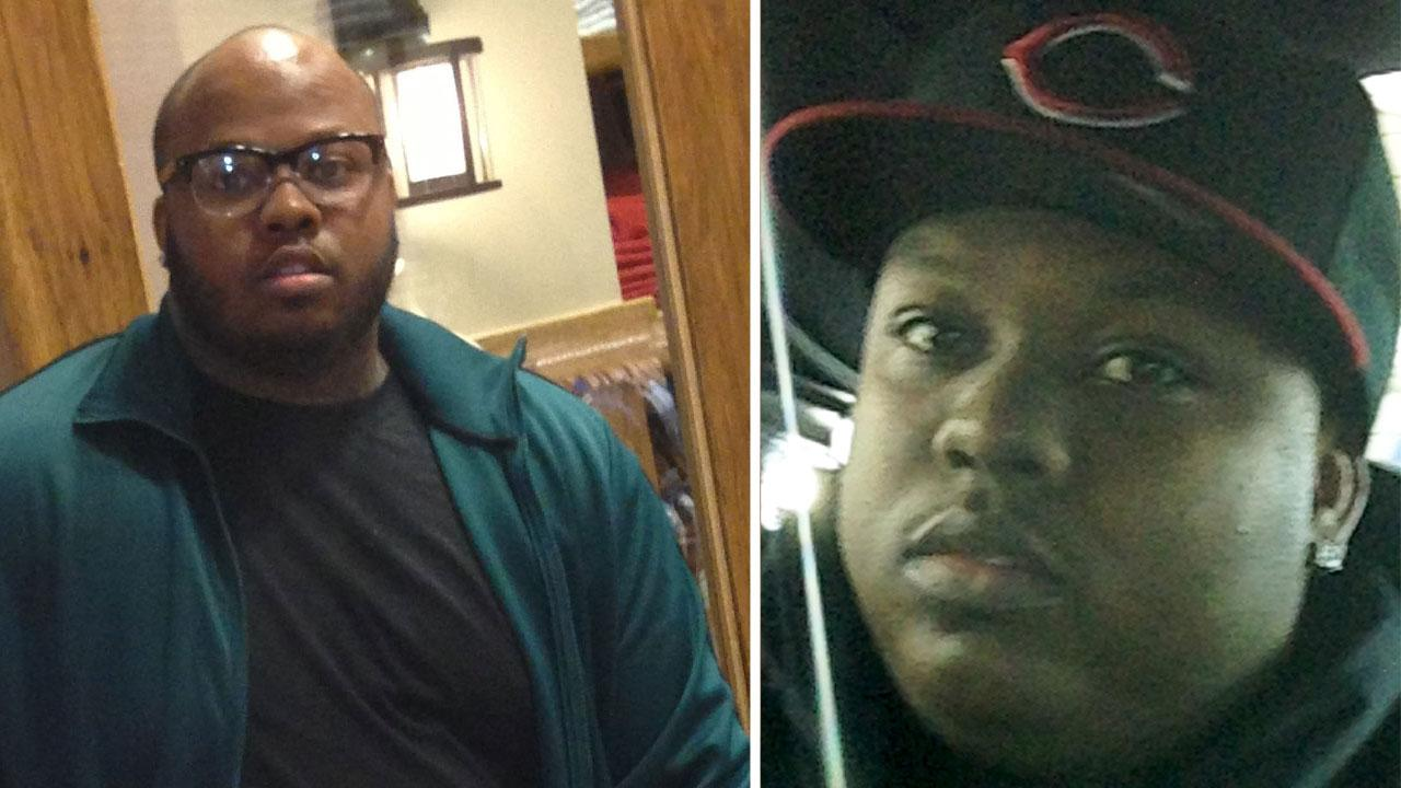 Cray Eugene Williams, 26, a Kansas City, Missouri fugitive, is wanted on a charged of conspiracy to distribute marijuana. He may be in the Houston area, and could be trying to disguise his look. These are two pictures of him.