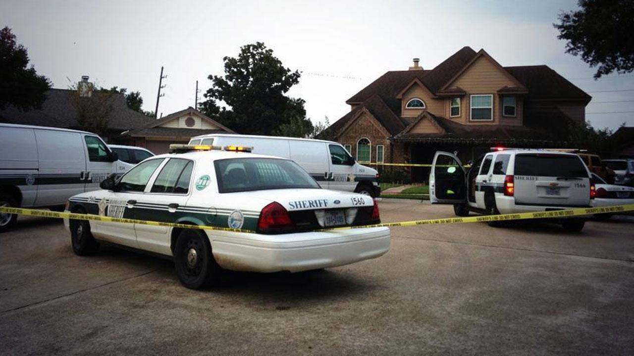Pearland-area shooting