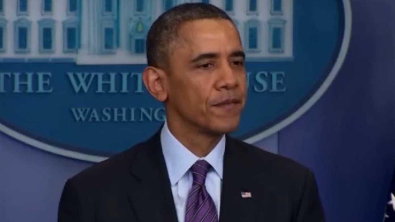 President Obama remarks on passing of Nelson Mandela