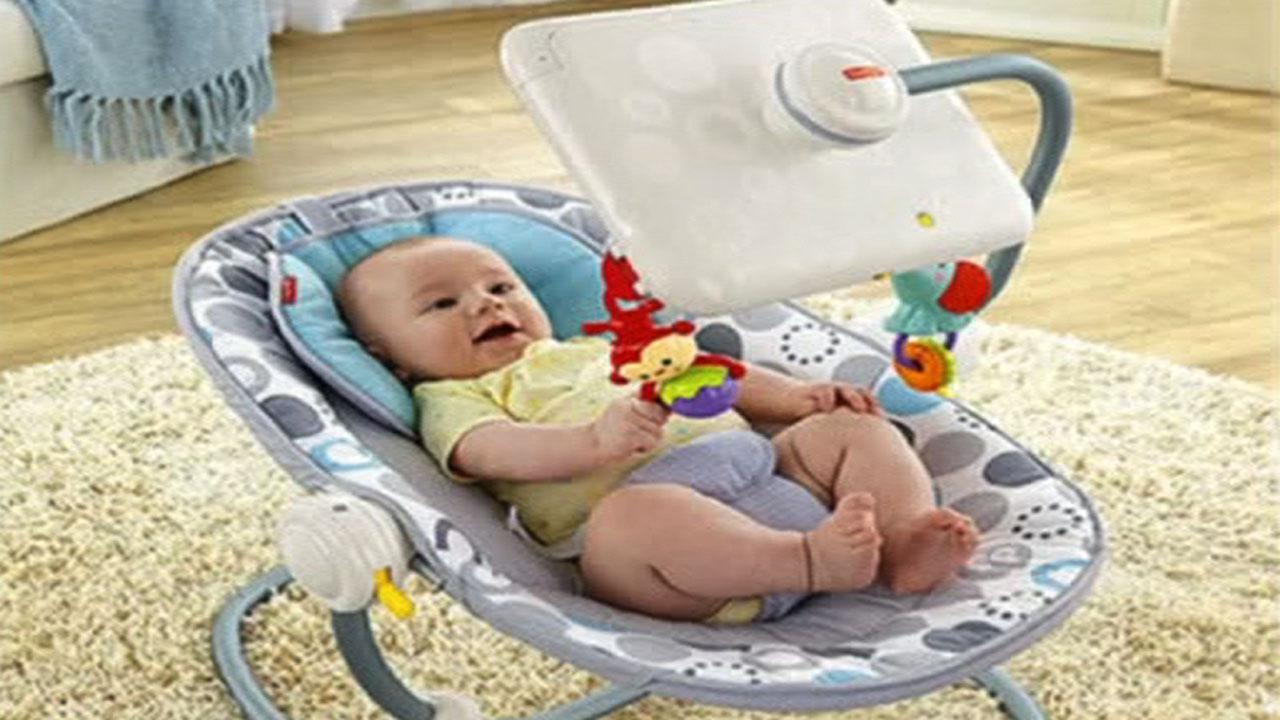 Bouncy chair iPad