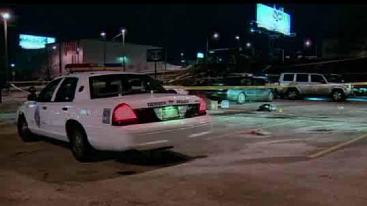 Multiple people stabbed after Denver Broncos football game