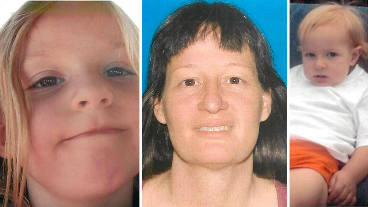 Missing Nevada children