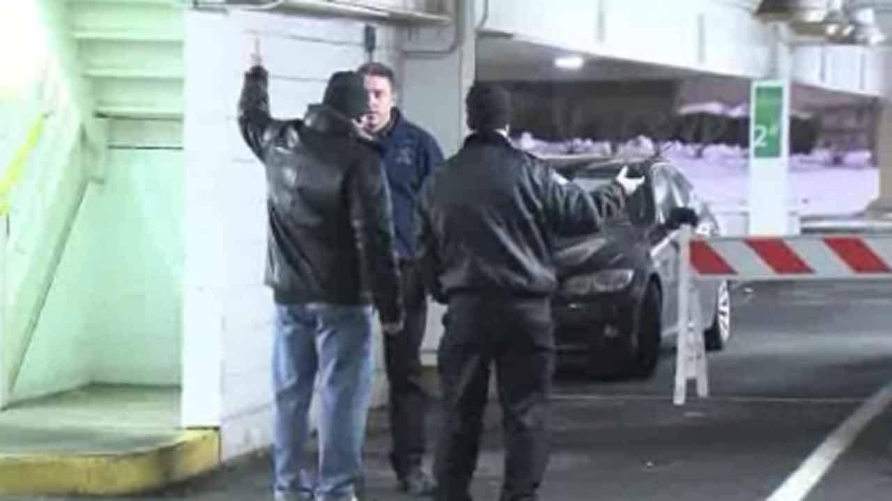 SUV taken in deadly New Jersey mall carjacking found