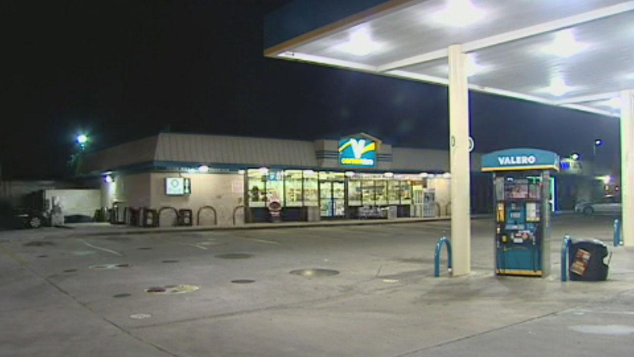 Good Samaritan shot during robbery