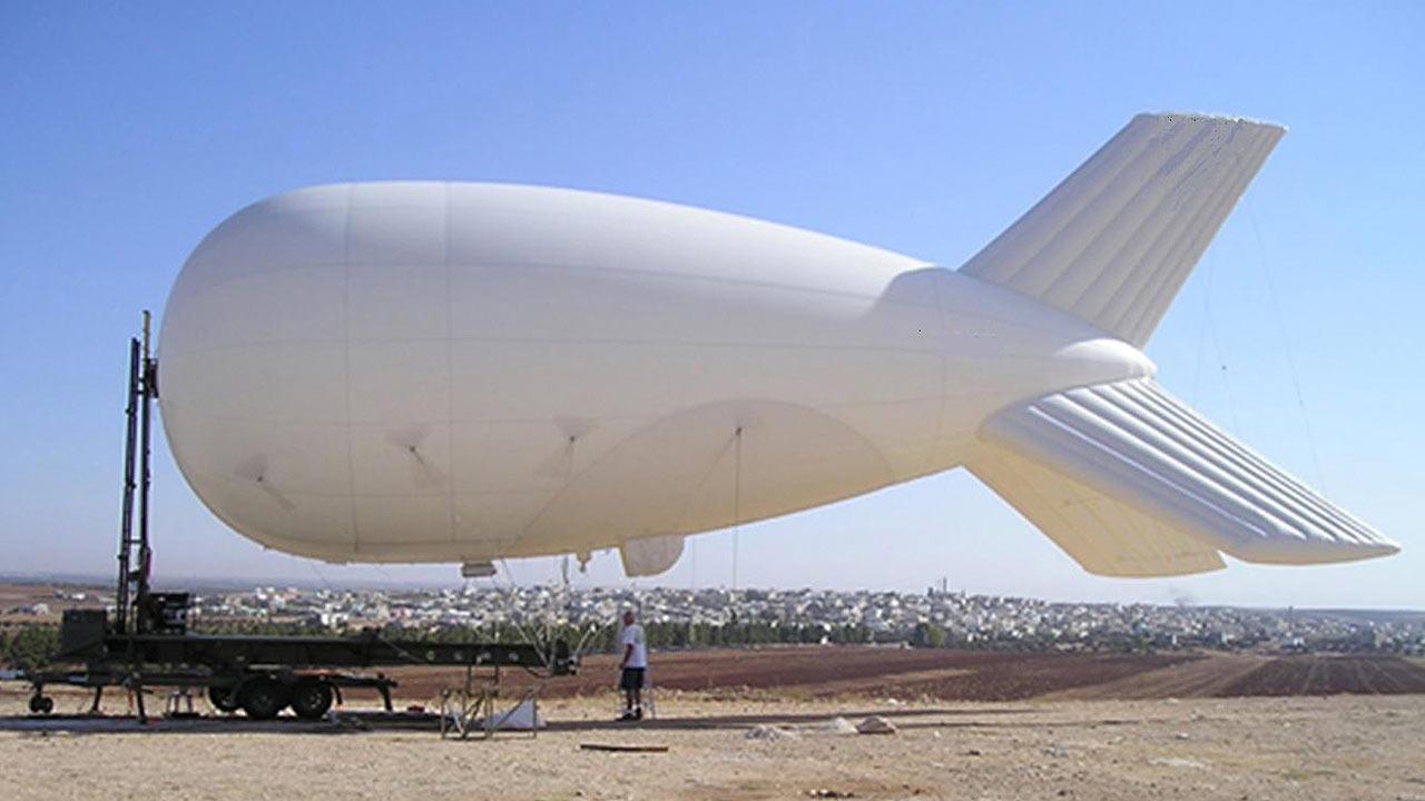 Surveillance balloon