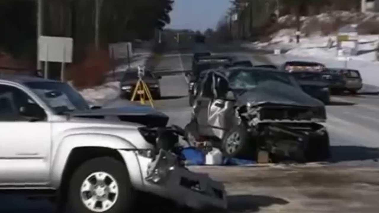 Firefighter responds to wreck that killed his  daughter
