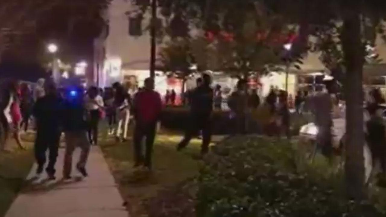 Around 600 people involved in Florida movie theater brawl