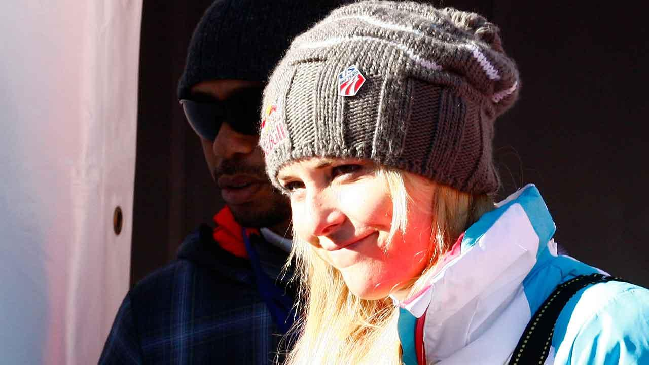 Lindsey Vonn out of Olympiocs