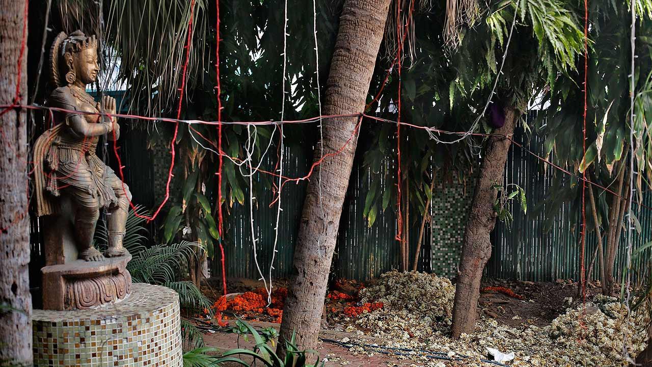 Danish tourist raped in India