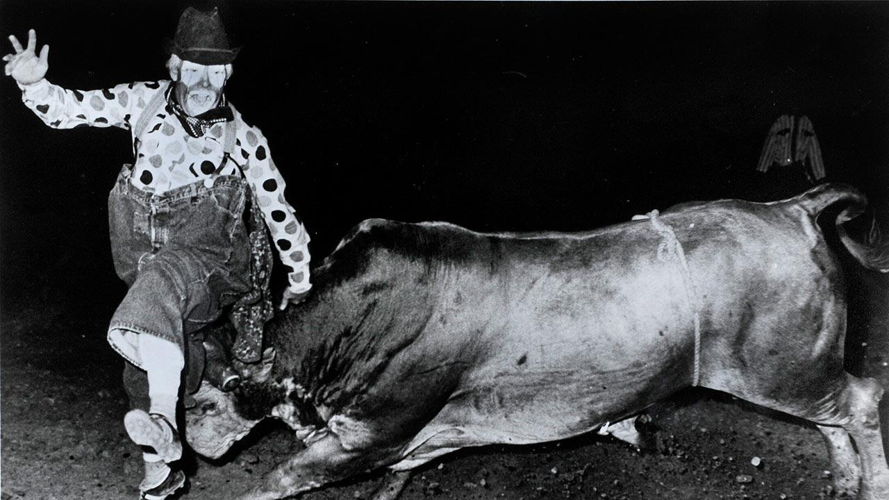Ex rodeo clown Marvin Quail Dobbs