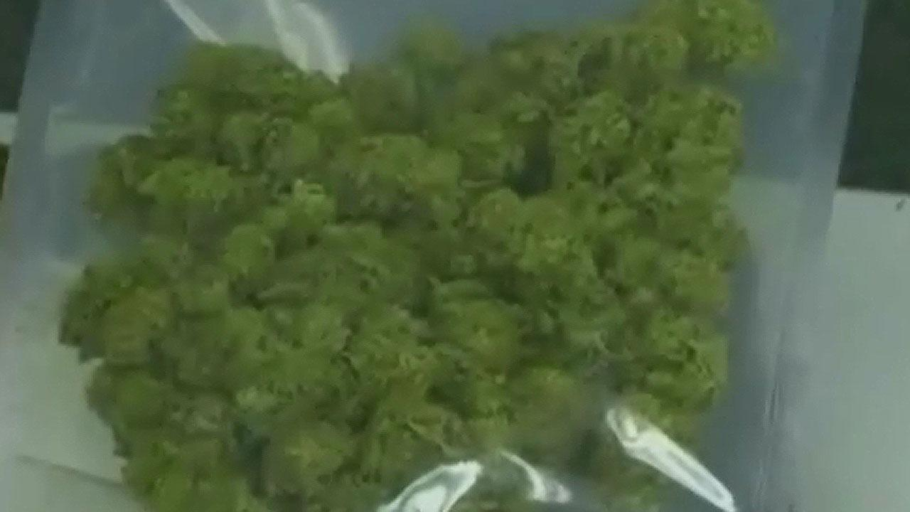 California teacher arrested over pot-laced food