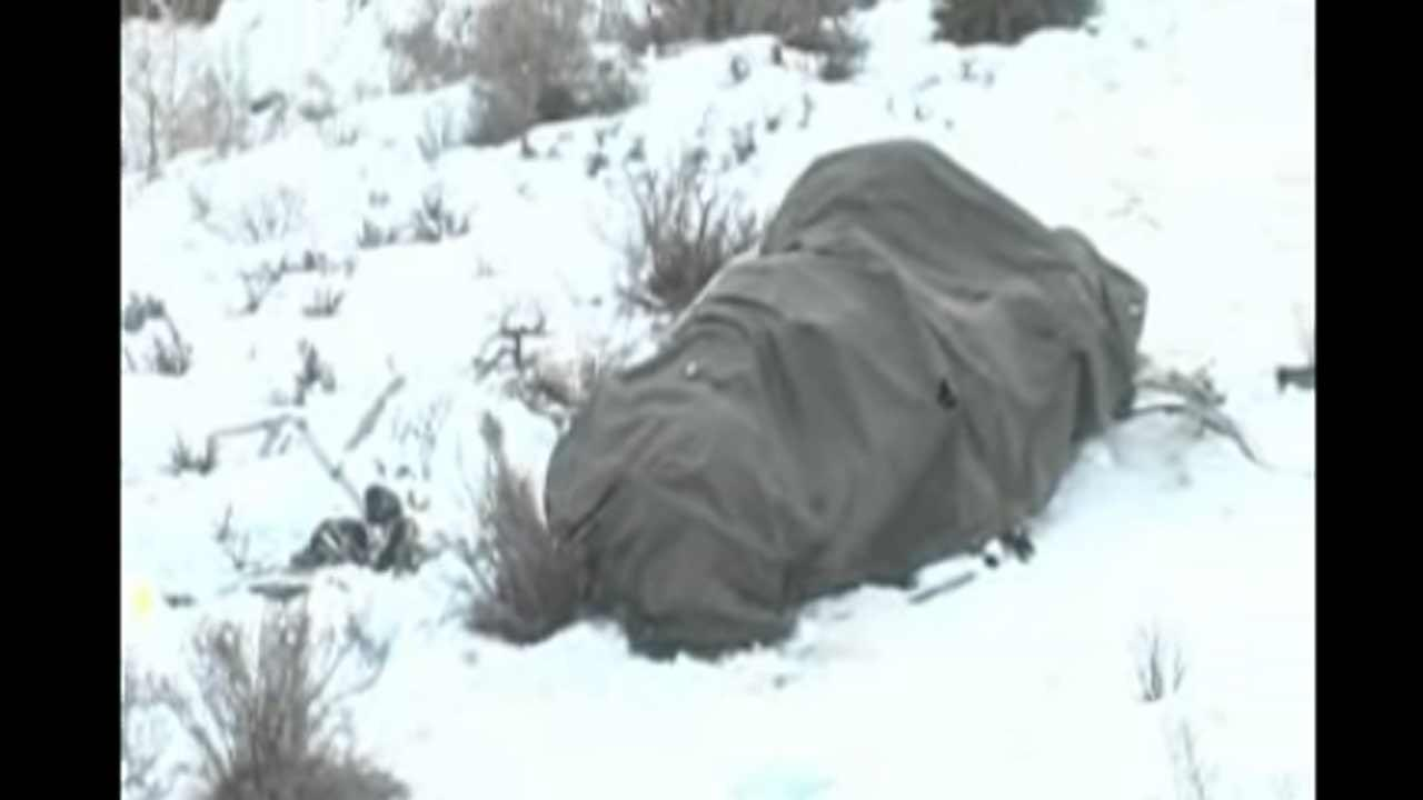Sheriff: 3 dead in western Colorado helicopter crash
