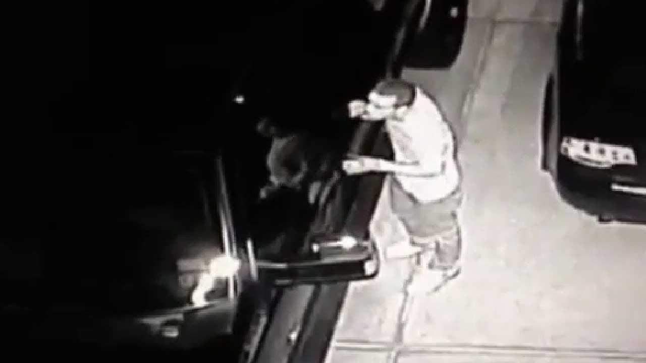 Rosenberg police release surveillance video after several car break-ins