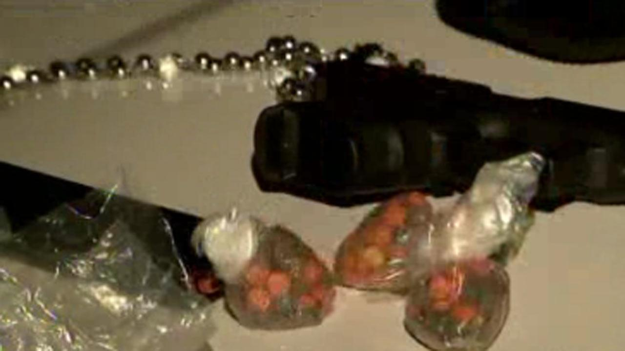Drugs found in car after police chase in Acres Homes area