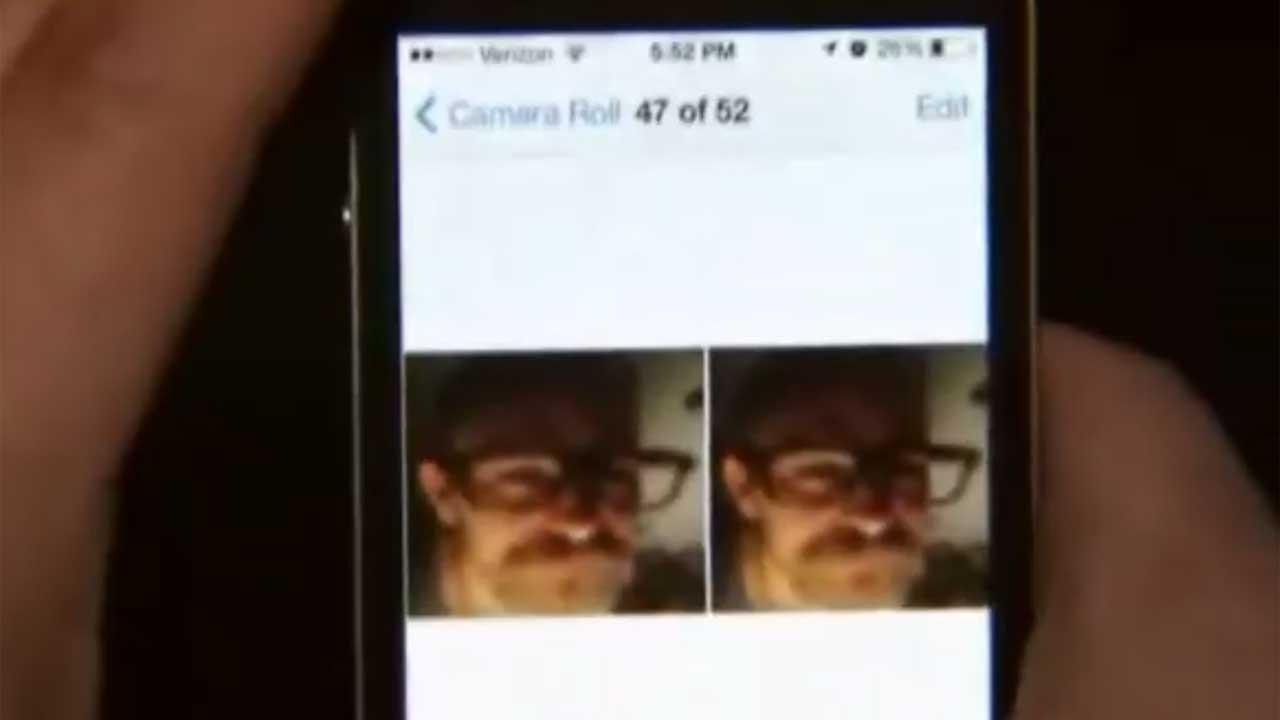 Suspect in Denver  break-in leaves 'selfie' behind
