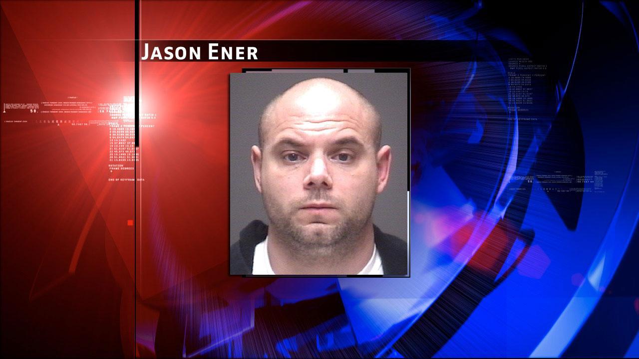 Port of Galveston Police Officer Jason Ener