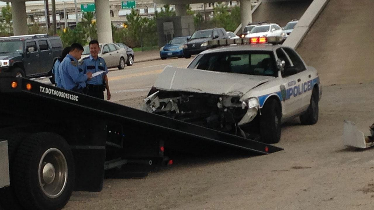 HPD officer accident