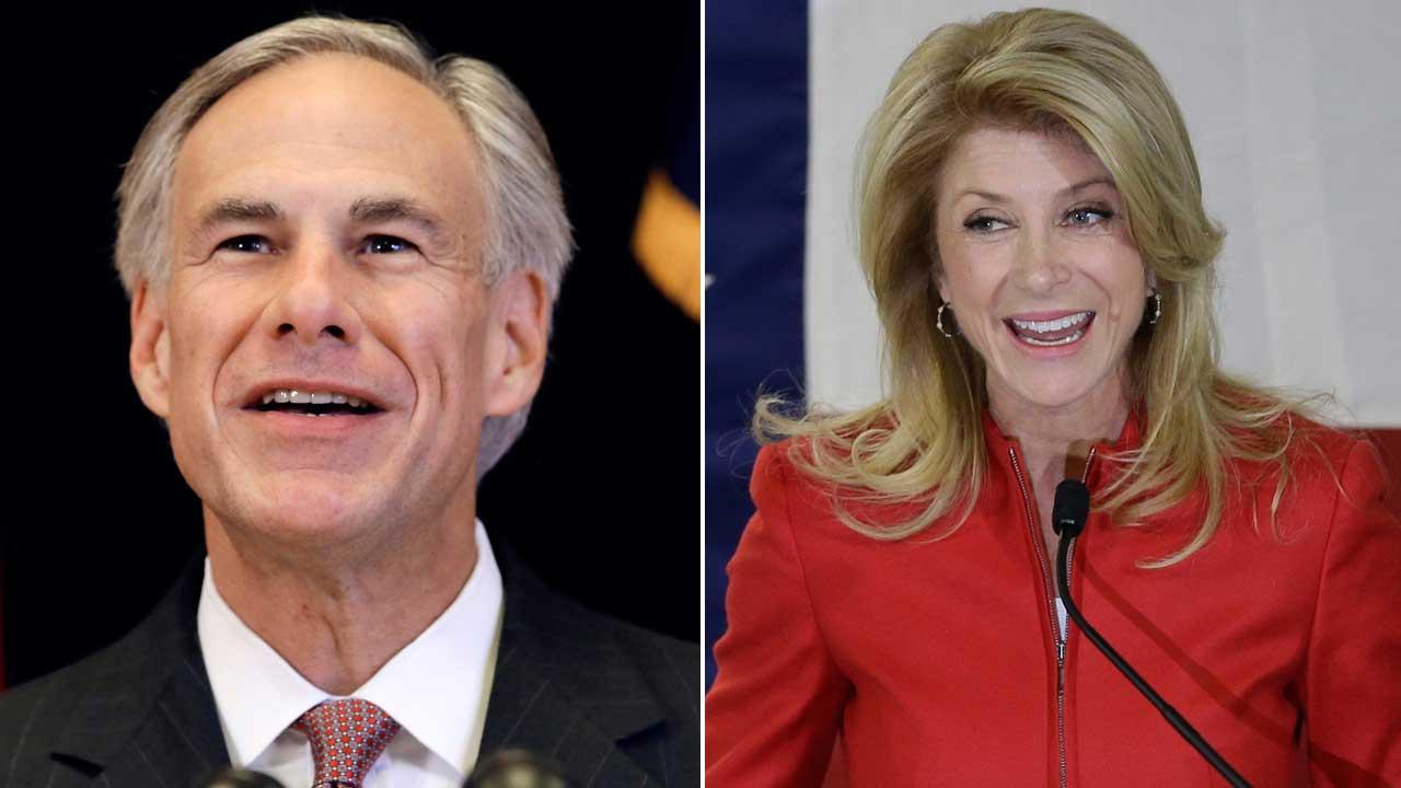 Wendy Davis, Greg Abbott set to face off for Texas governor