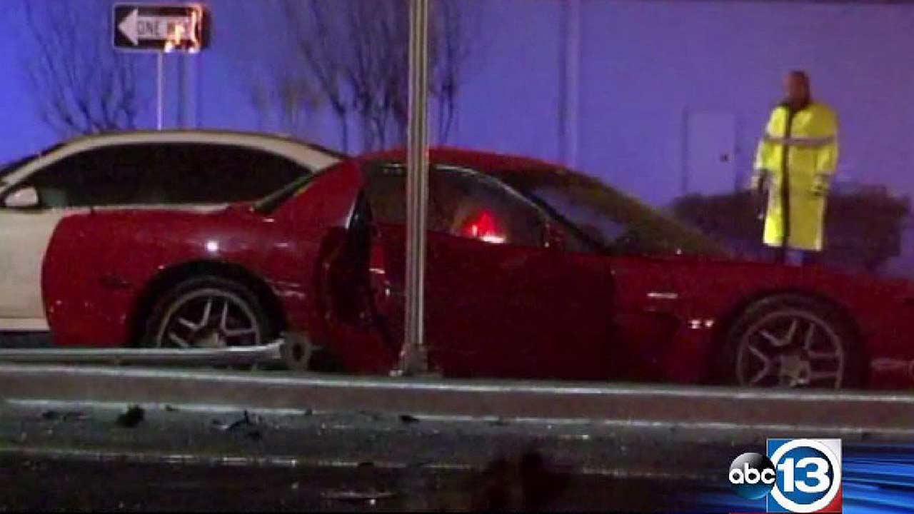 Fatal Corvette accident