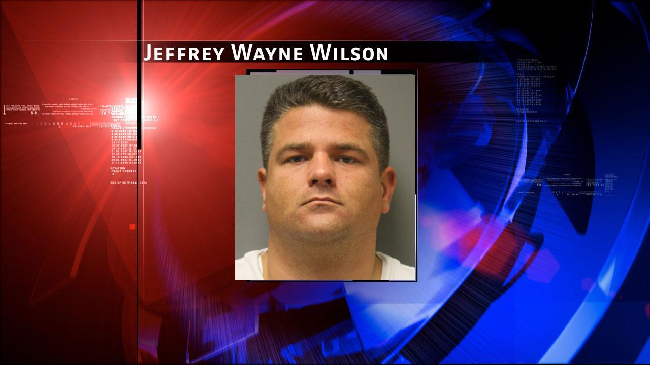 Jeffrey Wayne Wilson