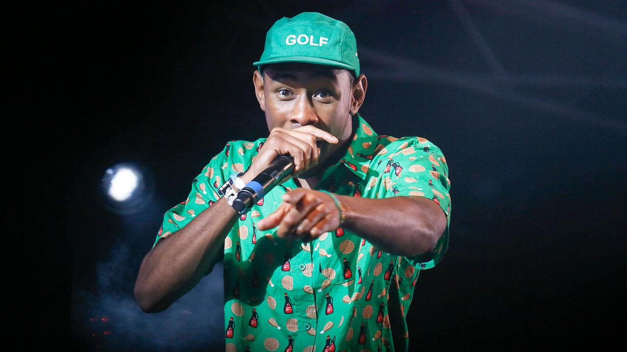 Tyler, The Creator performs during the SXSW Music Festival