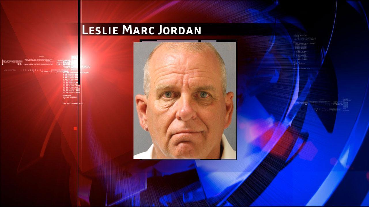 Leslie Marc Jordan