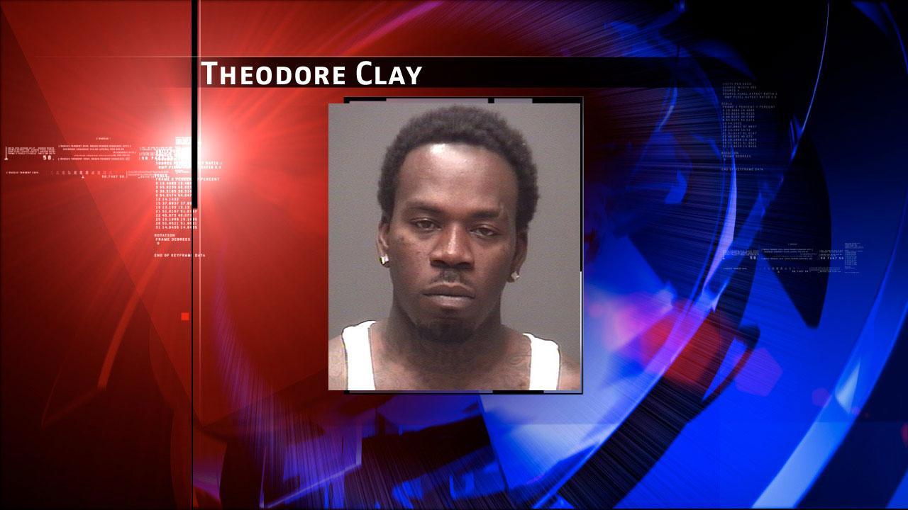 Theodore Clay