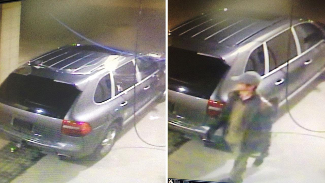 Police porsche driving burglar uses blow torch to steal from coin police porsche driving burglar uses blow torch to steal from coin box at pasadena car wash solutioingenieria Images